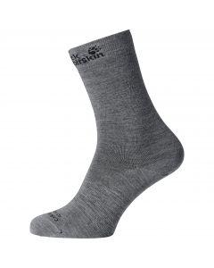 Skarpety MERINO CLASSIC CUT SOCKS grey heather