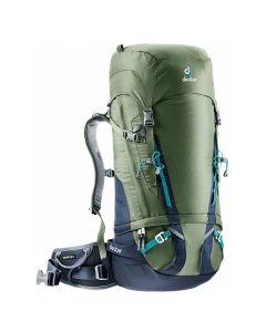 Plecak w góry Deuter Guide 45+ khaki/navy