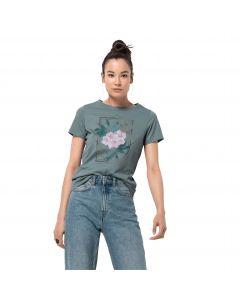 T-shirt damski HIMALAYA FLOWER T W north atlantic