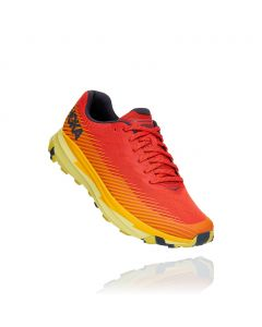 Męskie buty do biegania Hoka One One Torrent 2 fiesta/saffron