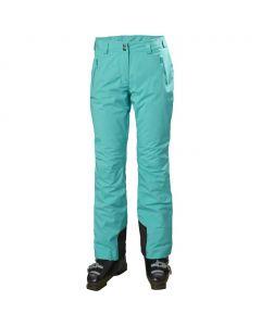 Damskie spodnie narciarskie Helly Hansen Legendary Insulated turquoise