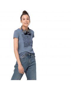 T-shirt damski OCEAN LETTER T W bluewash