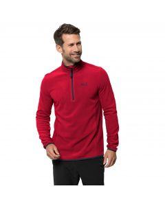 Bluza polarowa męska ECHO MEN red lacquer