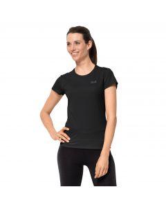 Damski T-shirt SKY RANGE T W black