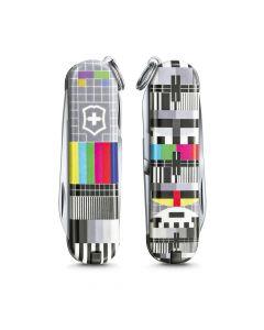 Scyzoryk Victorinox CLASSIC edycja 2021 - RETRO TV 0.6223.L2103