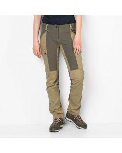Spodnie DAWSON FLEX PANTS WOMEN sandstone
