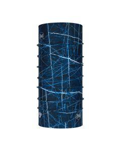 Wielofuncyjna chusta zimowa Buff THERMONET icescenic blue