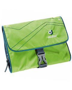Kosmetyczka turystyczna Deuter Wash Bag I kiwi/arctic
