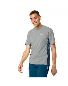Koszulka termoaktywna męska NARROWS T M silver grey