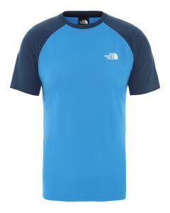 T-shirt The North Face Tanken Raglan Tee clear lake blue