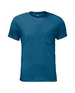 Koszulka TRAVEL T MEN glacier blue