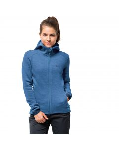Kurtka MORNING SKY JACKET WOMEN zircon blue