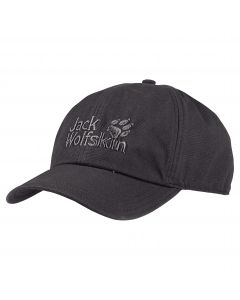 Czapka z daszkiem BASEBALL CAP dark steel