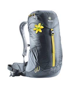 Damski plecak turystyczny Deuter AC LITE 28 SL graphite