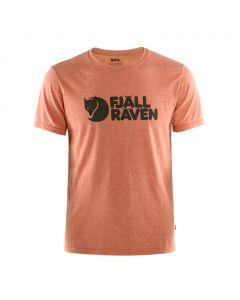 Męska koszulka Fjallraven Logo T-shirt red