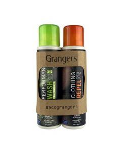Zestaw do prania i impregnacji Grangers Performance Wash&Clothing Repel GRF208