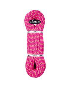 Lina wspinaczkowa ZENITH 60 m / 9,5 mm STANDARD pink