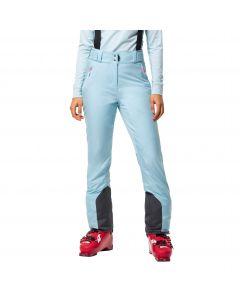Spodnie narciarskie damskie GREAT SNOW PANTS W Frosted Blue