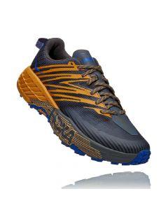 Buty do biegania Hoka One One Speedgoat 4 castlerock/golden yellow