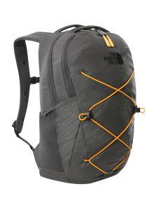 Plecak na laptopa The North Face JESTER asphalt grey/knockout orange