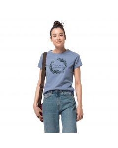 Koszulka damska AT HOME T W bluewash