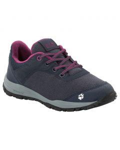 Buty dziecięce KIWI LOW K dark blue / purple