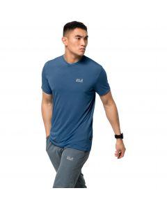 Męski T-shirt JWP T M indigo blue