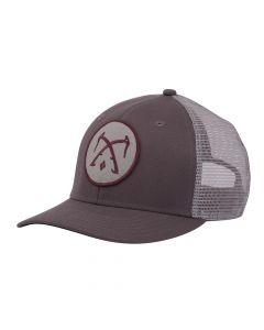 Czapka Black Diamond TRUCKER HAT slate/nickel