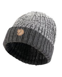 Czapka zimowa Fjallraven Chunky Hat dark grey