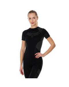 Koszulka termoaktywna Brubeck Dry SS11960 black