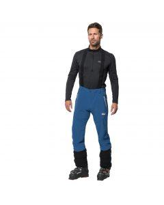 Męskie spodnie narciarskie GRAVITY TOUR PANTS MEN indigo blue