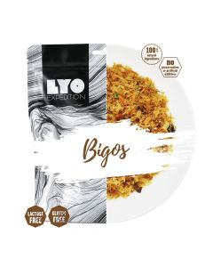 Liofilizat Lyofood BIGOS POLSKI 80g (na porcję 500g, 316 kcal)
