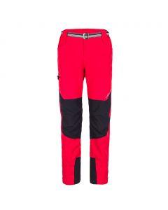 Spodnie trekkingowe Milo Tacul Pants Men tomato red/black