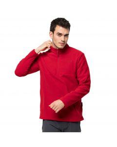 Bluza polarowa męska GECKO M Red Lacquer