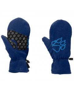 Rękawice FLEECE MITTEN KIDS royal blue