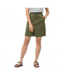 Spódnica sportowa SENEGAL SKIRT delta green