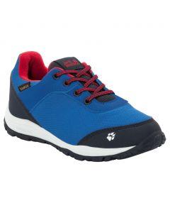 Buty nieprzemakalne dla dzieci KIWI TEXAPORE LOW K blue / dark blue