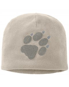 Czapka polarowa PAW HAT dusty grey
