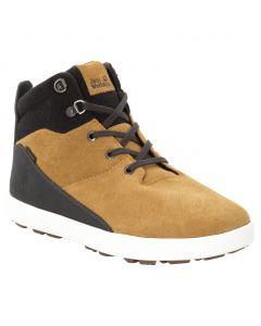 Męskie buty zimowe AUCKLAND WT TEXAPORE MID M light brown / black