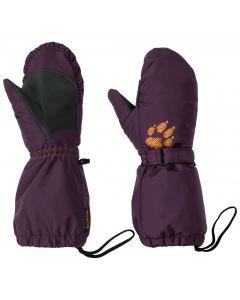 Rękawice narciarskie dla dzieci TEXAPORE MITTEN KIDS aubergine