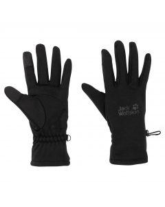 Rękawiczki polarowe CROSSING PEAK GLOVE Black