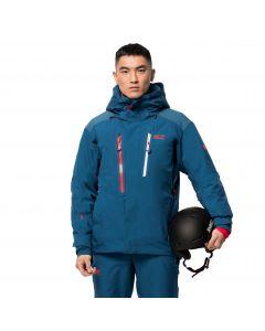 Kurtka narciarska męska SNOW SUMMIT JACKET M dark cobalt