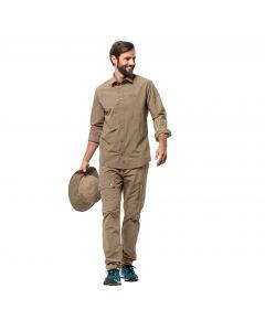 Męska koszula LAKESIDE ROLL-UP SHIRT M sand dune