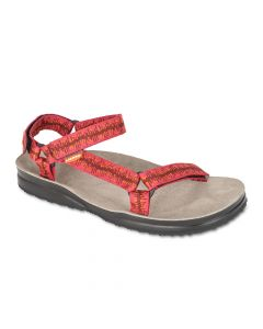 Damskie sandały sportowe Lizard Hike digit rebo