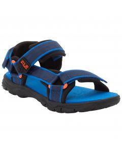 Sandały dziecięce SEVEN SEAS 3 K blue / orange