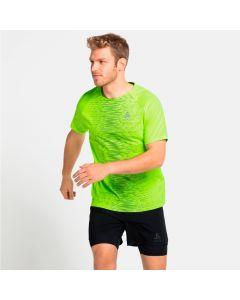 Koszulka męska Odlo Essential Print T-shirt lounge lizard