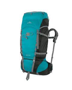 Plecak wyprawowy HIMIL 70+10 lagoon/black