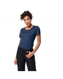 Koszulka sportowa damska TECH T W dark indigo