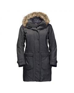 Płaszcz MAJESTIC PEAKS black