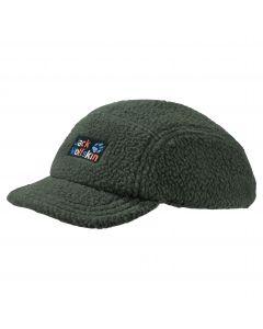 Czapka dziecięca ICE CLOUD CAMPER CAP K Thyme Green